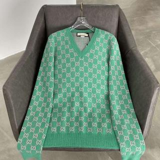 Gucci - GUCCI  GG  ウール   セーター