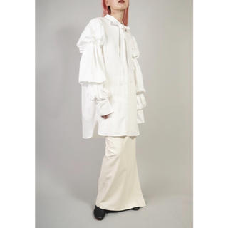トーガ(TOGA)のHELK 新品未使用 ロングシャツ(シャツ/ブラウス(長袖/七分))