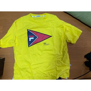 フィラ(FILA)のFila 半袖tシャツ(Tシャツ/カットソー(半袖/袖なし))