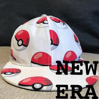ニューエラー(NEW ERA)のNEW  ERA ニューエラキャップ kids&頭小さめ女子(帽子)