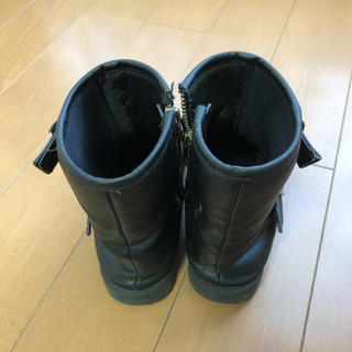 ジーユー(GU)のGU GIRLS ショートブーツ エンジニアブーツ 21(ブーツ)