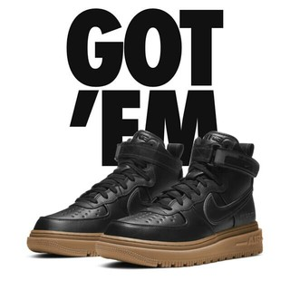NIKE - 24.5CM   NIKE AIR FORCE 1 GORE-TEX BOOT