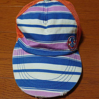 アンパサンド(ampersand)のANPER SAND アンパサンド 帽子 キッズ用(キャップ)