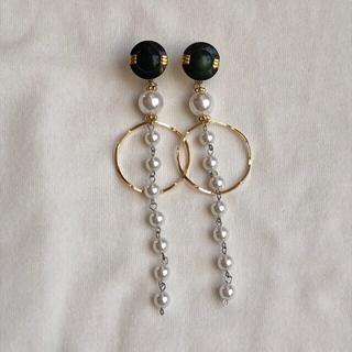 Ameri VINTAGE - earring♡