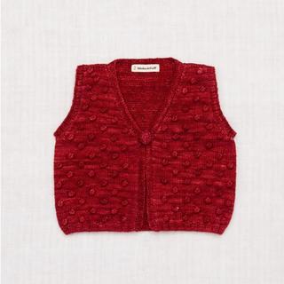 Caramel baby&child  -  misha and puff Popcorn Vest   18-24m