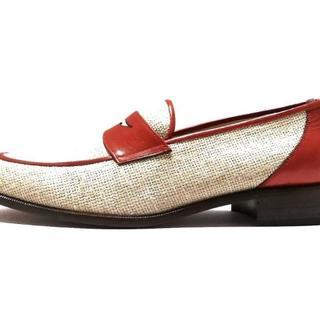 フラテッリロセッティ ローファー 36美品 (ローファー/革靴)