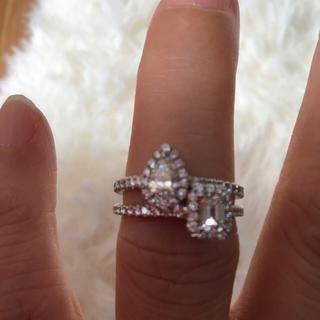 ティファニー(Tiffany & Co.)のティファニー ソレスト 美品(リング(指輪))