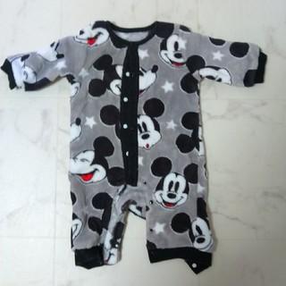 Disney - ディスニー★70センチ★ミッキーロンパース