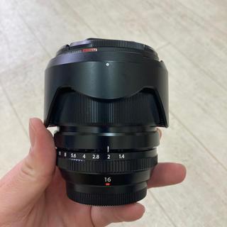 富士フイルム - FUJI XF 16mm f1.4 R WR