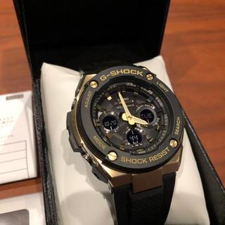ジーショック(G-SHOCK)のG-SHOCK GST-W300G-1A9JF (腕時計(アナログ))