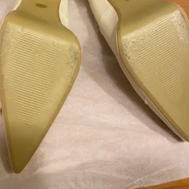 eimy istoire(エイミーイストワール)のスプリングパンプス レディースの靴/シューズ(ハイヒール/パンプス)の商品写真