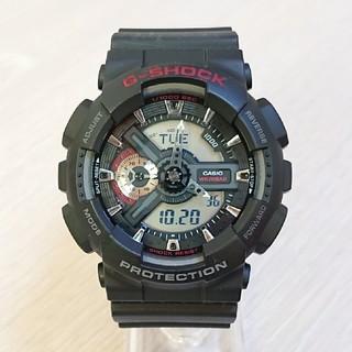 ジーショック(G-SHOCK)の【CASIO/カシオ G-SHOCK】デジアナ メンズ腕時計 GA-110(腕時計(デジタル))