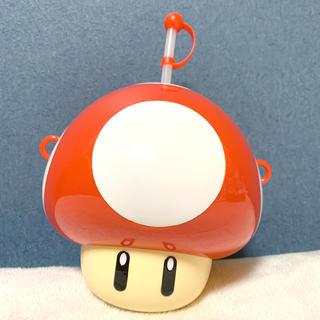 ニンテンドウ(任天堂)のUSJ SUPER NINTENDO WORLD スーパーキノコ ドリンクボトル(キャラクターグッズ)