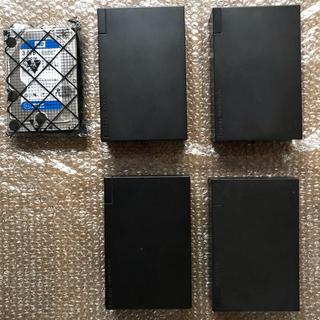アイオーデータ(IODATA)のIO-DATA 外付けHDD 3TB×4 12TB (PC周辺機器)