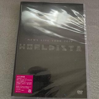 NEWS LIVE TOUR 2019 WORLDISTA DVD 通常盤