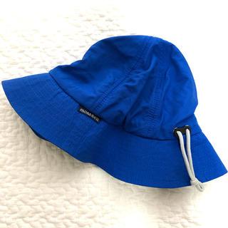 モンベル(mont bell)の美品◯モンベル  キッズ 帽子(帽子)