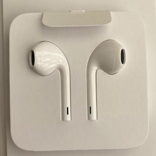 Apple - iPhone  イヤフォン 純正