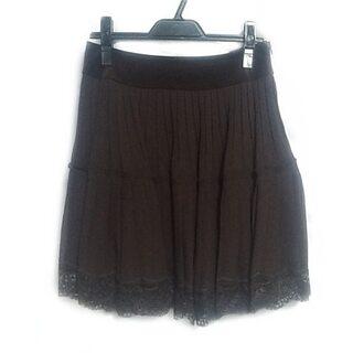 グレースコンチネンタル(GRACE CONTINENTAL)のダイアグラム スカート サイズ36 S(その他)