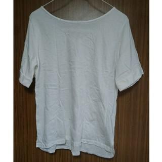 OPAQUE.CLIP - 白Tシャツ / オペーク ドット クリップ