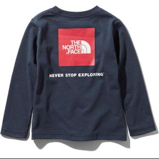 THE NORTH FACE - ザノースフェイス ロンTee