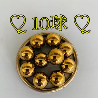 ꙳★*゜パチンコ玉  (ゴールド玉)  約10球 ꙳★*゜(パチンコ/パチスロ)