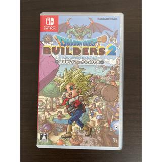Nintendo Switch - 「ドラゴンクエストビルダーズ2 破壊神シドーとからっぽの島」任天堂スイッチソフト
