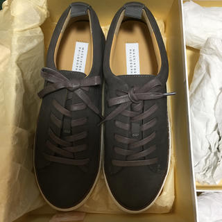 マッキントッシュフィロソフィー(MACKINTOSH PHILOSOPHY)の新品 未使用 マッキントッシュフィロソフィー靴24.5cm(スニーカー)