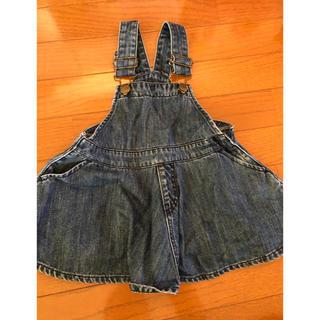 ブリーズ(BREEZE)のBREEZE スカート デニム 美品 サイズ90(スカート)