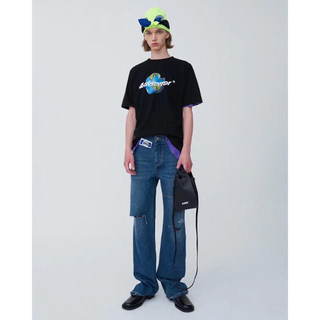 防弾少年団(BTS) - 20ss ader error Sightnet t-shirt アーダーエラー