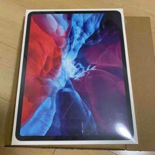 Apple - 未開封新品iPad pro12.9インチ256Gb4世代wifiスペースグレイ