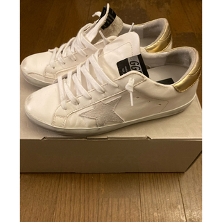 GOLDEN GOOSE - Golden Goose スーパースター サイズ38
