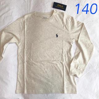 POLO RALPH LAUREN - ラスト1点◆ラルフローレン 長袖Tシャツ 8/140