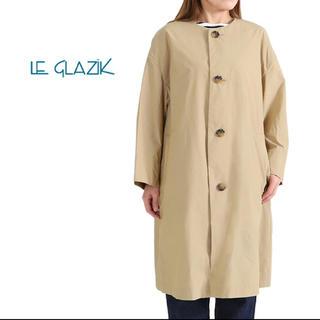 ルグラジック(LE GLAZIK)のLE GLAZIK カラーレスコート(スプリングコート)