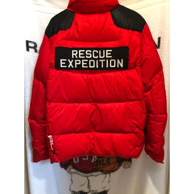 POLO RALPH LAUREN(ポロラルフローレン)のRLX ダウンジャケット メンズのジャケット/アウター(ダウンジャケット)の商品写真