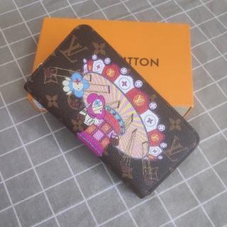 LOUIS VUITTON - ❥【送料込み✩】限定セール[国内即発送]✿ルイ ヴィトン 長財布✿小銭入れ未使用
