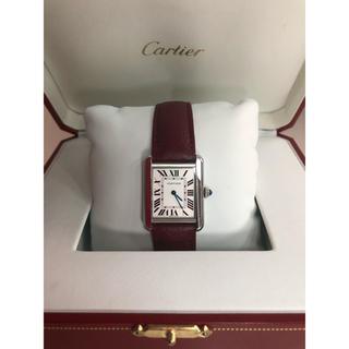 Cartier - カルティエ タンク ソロ ウォッチ