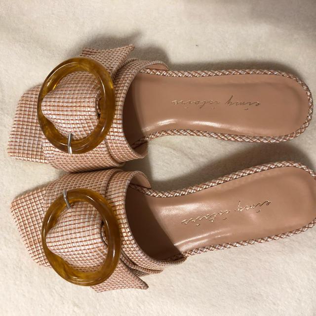 eimy istoire(エイミーイストワール)のエイミーストワール レディースの靴/シューズ(サンダル)の商品写真