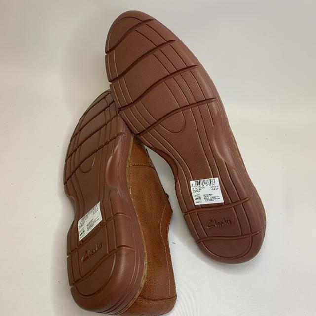 Clarks(クラークス)のクラークス ワッツペース 26.5cm メンズの靴/シューズ(ドレス/ビジネス)の商品写真