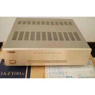 デノン(DENON)のPOA-F100N ジャンク品 2 ch仕様(アンプ)