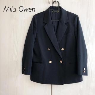 ミラオーウェン(Mila Owen)のMila Owen ミラオーウェン テーラードジャケット(テーラードジャケット)