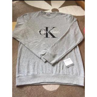 カルバンクライン(Calvin Klein)の新品未使用 Calvin Klein 裏起毛スウェット(スウェット)