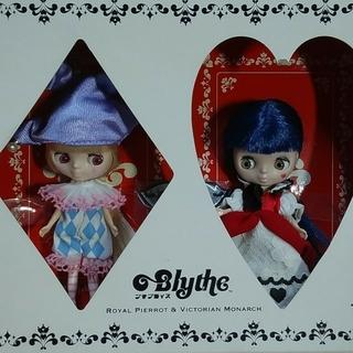 Takara Tomy - ロイヤルピエロ&ビクトリアンモナーク プチブライス ブライス BLYTHE 人形