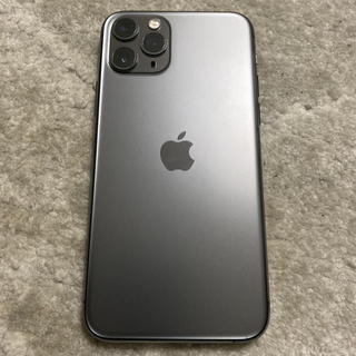 Apple - iPhone 11 Pro 256G SIMフリー【美品】