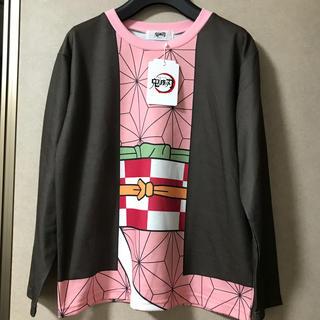 しまむら - 鬼滅の刃 ネズコロングティーシャツ140