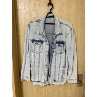 ウィゴー(WEGO)のジーンズジャケット(Gジャン/デニムジャケット)
