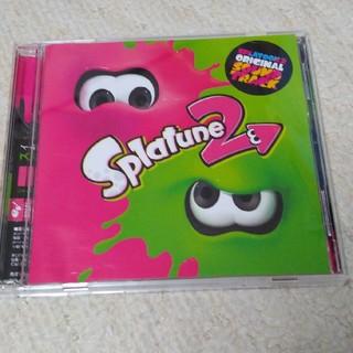 ニンテンドウ(任天堂)のSplatoon2 ORIGINAL SOUNDTRACK -Splatune2(ゲーム音楽)
