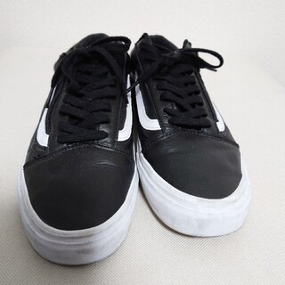 VANS - VANS VAULT OLD SKOOL ZIP LX