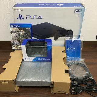 PlayStation4 - SONY PlayStation4 本体 CUH-2000AB01 ソフト付き