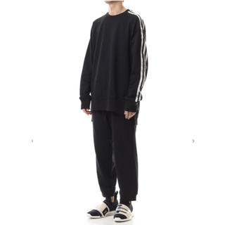 Y-3 - ■Y-3 STP French terry Crew Sweater