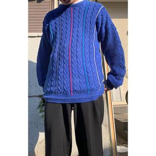 90s design Knit(ニット/セーター)